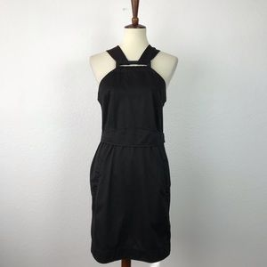 French Connection Cotton Side Pockets Dress D608